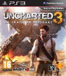 Car�tula de Uncharted 3: La traici�n de Drake