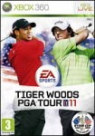 Carátula de Tiger Woods PGA Tour 11 para Xbox 360