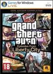 Carátula de Grand Theft Auto: Episodes from Liberty City para PC