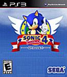 Carátula de Sonic the Hedgehog 4: Episode 1 para PS3-PS Store