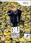 Carátula de Gru, mi villano favorito: El videojuego para Wii