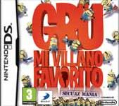 Carátula de Gru, mi villano favorito: El videojuego - Minion Mayhem para Nintendo DS