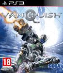 Car�tula de Vanquish para PlayStation 3