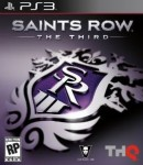 Carátula de Saints Row: The Third para PlayStation 3