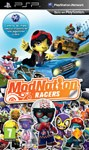 Carátula de ModNation Racers