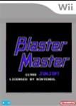 Carátula de Blaster Master para Wii CV - Wii Ware