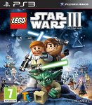 Carátula de Lego Star Wars III: The Clone Wars