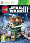 Carátula de Lego Star Wars III: The Clone Wars para Xbox 360