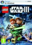 Carátula de Lego Star Wars III: The Clone Wars para PC