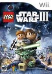 Carátula de Lego Star Wars III: The Clone Wars para Wii