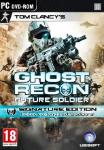 Carátula de Ghost Recon: Future Soldier para PC