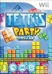 Carátula de Tetris Party Deluxe para Wii