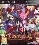 Carátula de Disgaea 4: A Promise Unforgotten para PlayStation 3