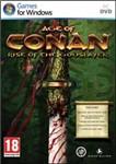 Carátula de Age of Conan : Rise of the Godslayer