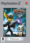 Carátula de Ratchet & Clank 2: Totalmente a Tope para PlayStation 2