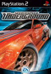 Carátula de Need For Speed: Underground para PlayStation 2