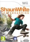 Carátula de Shaun White Skateboarding