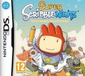 Car�tula de Super Scribblenauts para Nintendo DS