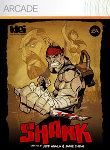 Carátula de Shank para Xbox 360 - XLB