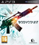 Carátula de Bodycount para PlayStation 3