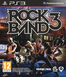 Carátula de Rock Band 3 para PlayStation 3