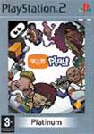 Carátula de EyeToy: Play para PlayStation 2