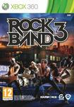Carátula de Rock Band 3 para Xbox 360