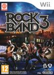 Carátula de Rock Band 3 para Wii