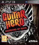Carátula de Guitar Hero: Warriors of Rock para PlayStation 3