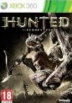 Carátula de Hunted: The Demon's Forge para Xbox 360