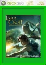 Car�tula de Lara Croft and the Guardian of Light para Xbox 360 - XLB