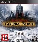 Carátula de El Señor de los Anillos: La Guerra del Norte para PlayStation 3
