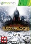 Carátula de El Señor de los Anillos: La Guerra del Norte para Xbox 360