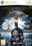 Carátula de Batman: Arkham Asylum - Game of the Year Edition