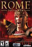 Carátula de Rome Total War para PC