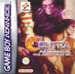 Car�tula de Contra Advance: The Alien Wars EX