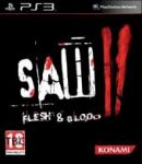 Carátula de Saw II: Flesh & Blood para PlayStation 3