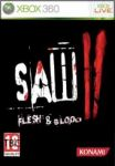 Carátula de Saw II: Flesh & Blood para Xbox 360