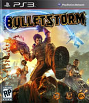 Car�tula de BulletStorm para PlayStation 3