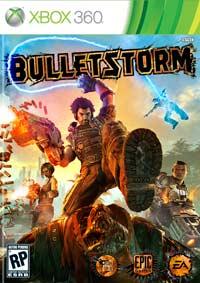 Car�tula de BulletStorm para Xbox 360