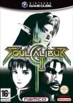 Carátula de Soul Calibur II para GameCube