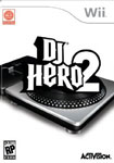Carátula de DJ Hero 2 para Wii