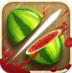 Carátula de Fruit Ninja para iPhone / iPod Touch