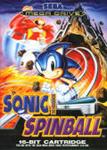 Carátula de Sonic Spinball para Mega Drive