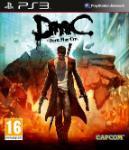 Car�tula de DmC Devil May Cry para PlayStation 3