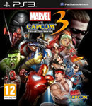 Car�tula de Marvel vs. Capcom 3: Fate of Two Worlds para PlayStation 3