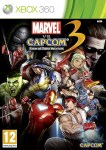 Carátula de Marvel vs. Capcom 3: Fate of Two Worlds para Xbox 360