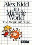 Carátula de Alex Kidd in Miracle World para Master System