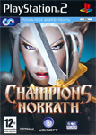 Car�tula de Champions of Norrath