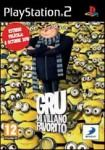 Carátula de Gru, mi villano favorito: El videojuego para PlayStation 2